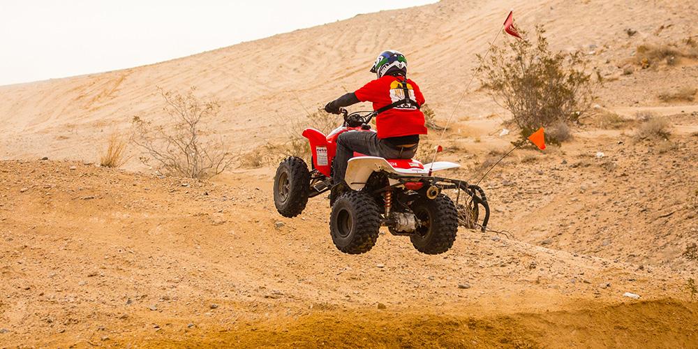 Nellis Dunes ATV Adventure LV