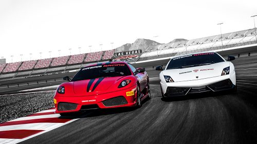 Las Vegas Racing and Driving Experiences in Exotic Cars