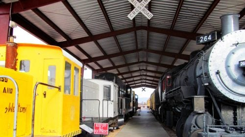 Nevada Southern Railway – Lake Mead