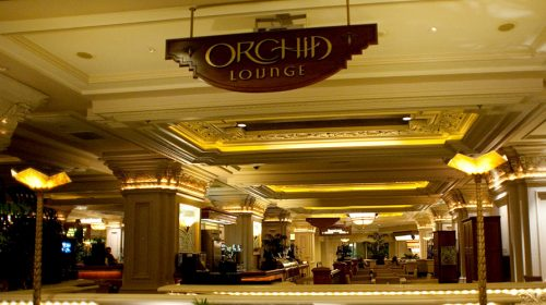 Orchid Lounge at Mandalay Bay