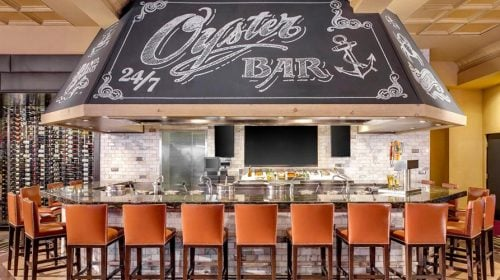Oyster Bar at Palace Station