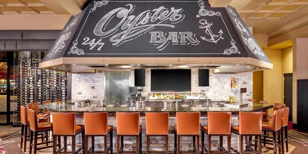 Oyster Bar at Palace Station