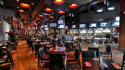 PBR Rock Bar & Grill at Planet Hollywood
