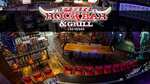 PBR Rock Bar at Miracle Mile