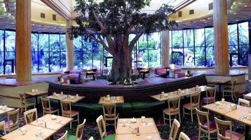 Paradise Garden Buffet at The Tropicana