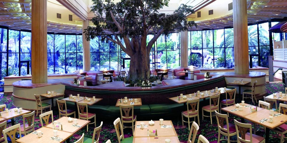 Paradise Garden Buffet at The Flamingo