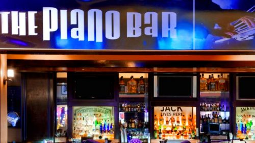 Piano Bar at Harrah's