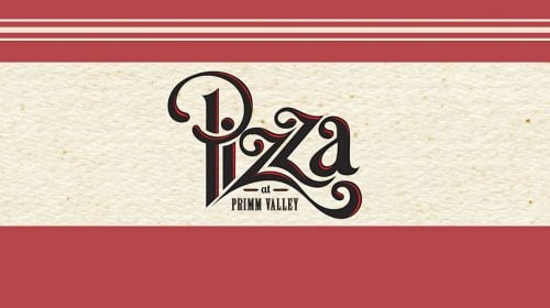Pizza at Primm Valley Resort