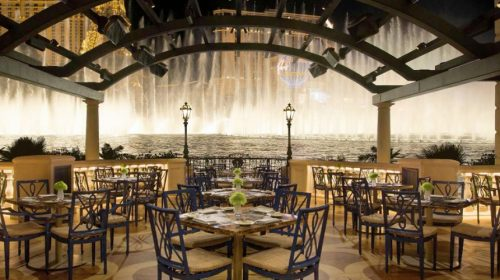 Prime Steakhouse at Bellagio