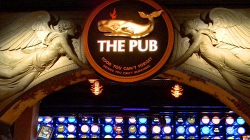 The Pub at Monte Carlo