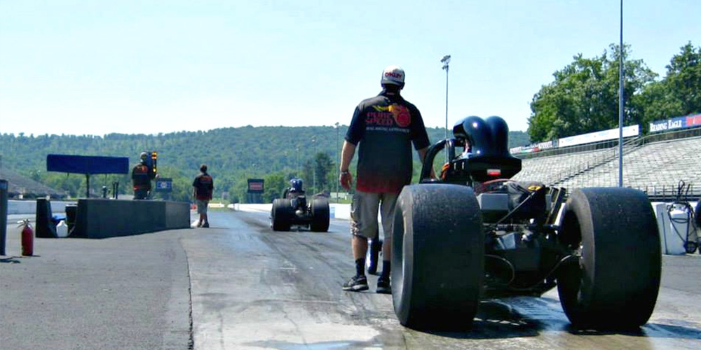 Pure Speed Drag Racing