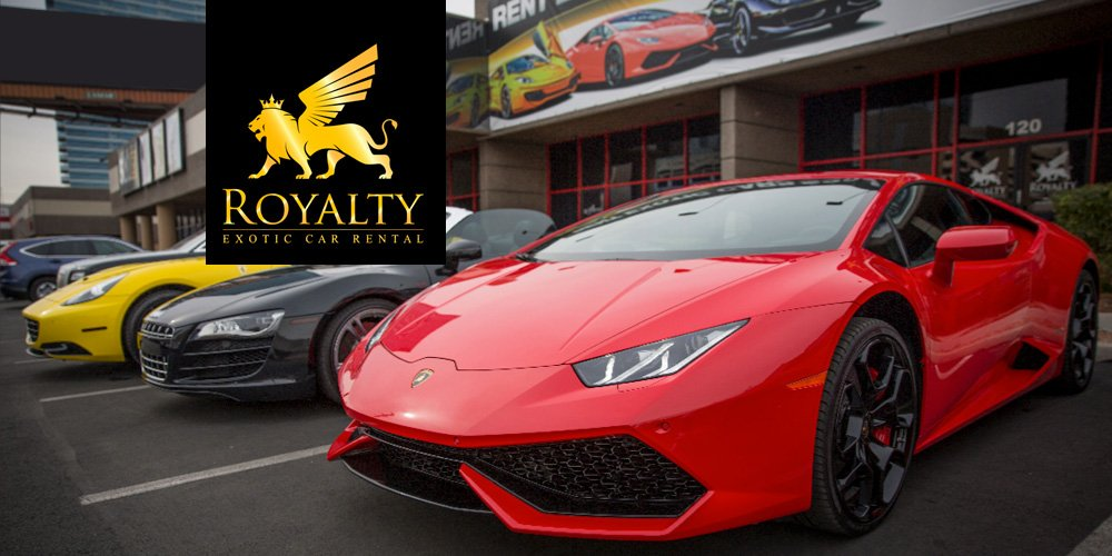 Royalty Exotic Car Rentals