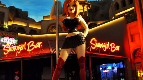 Showgirl Bar at Miracle Mile