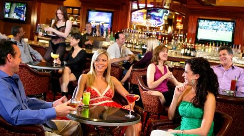 Silverado Lounge at South Point Hotel & Casino