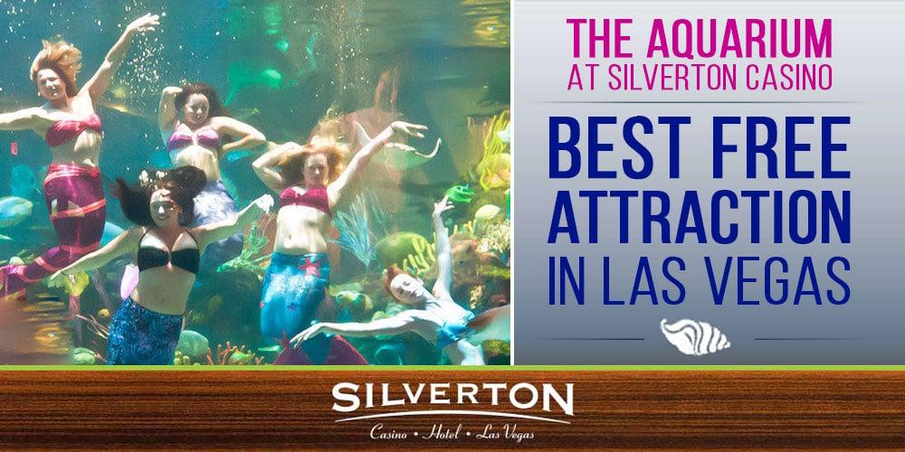 Silverton Casino Hotel Aquarium