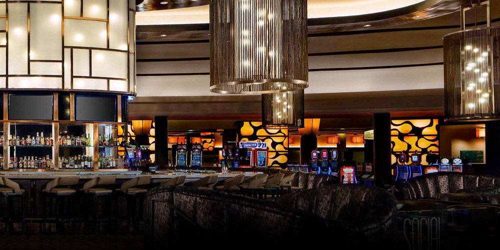 Social Bar at Palms Casino Resort