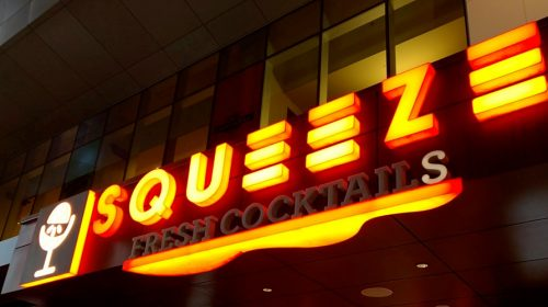Squeeze Fresh Cocktails at The Linq