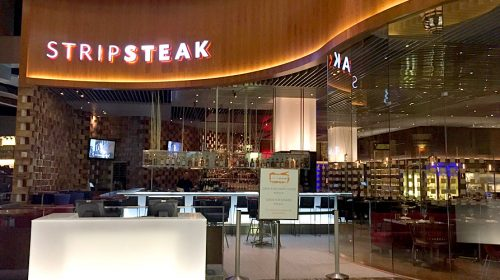 Strip Steak Bar at Mandalay Bay