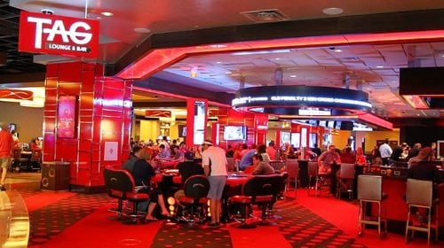 Tag Lounge and Bar at The Linq