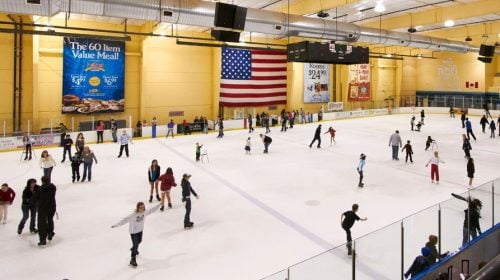Experience the Best Ice Skating at The Sobe Ice Arena