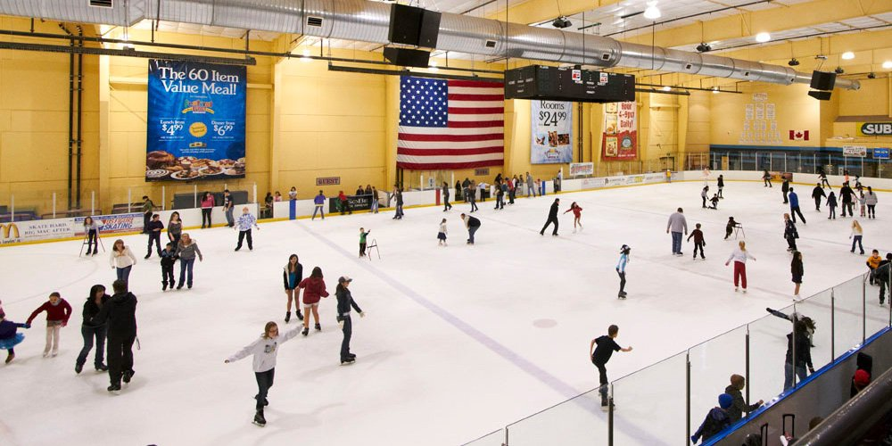 Experience The Best Ice Skating At The Sobe Ice Arena Things To Do