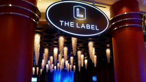 The Label at The Palazzo