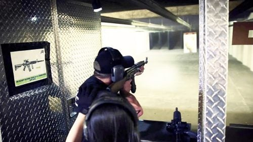 The Range 702 – The Largest Shooting Range in Vegas