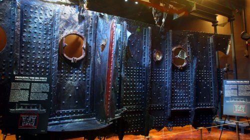 Titanic: The Artifact Exhibition at The Luxor Hotel on The Strip