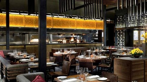 Tom Colicchio's Heritage Steak Lounge at The Mirage