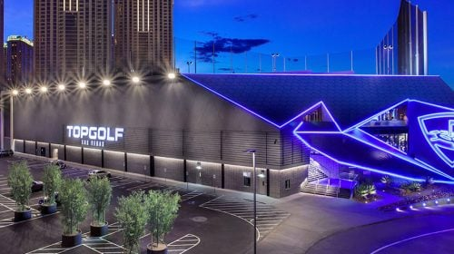 Topgolf Las Vegas at MGM