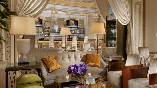 Tower Suite Bar at the Wynn