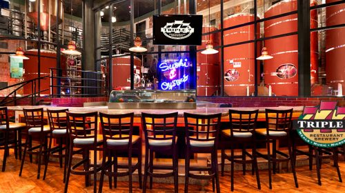 Triple 7 Restaurant and Brewery at Main Street Casino