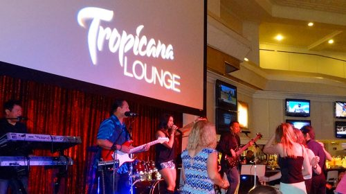 Tropicana Lounge at the Tropicana Hotel & Casino