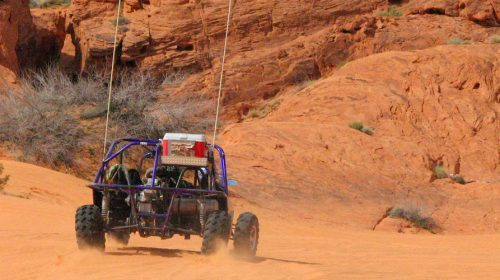 Take a Trip to the Valley Of Fire on a Buggy Tour Las Vegas