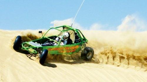 Las Vegas Mini Baja Chase Off Road Experience