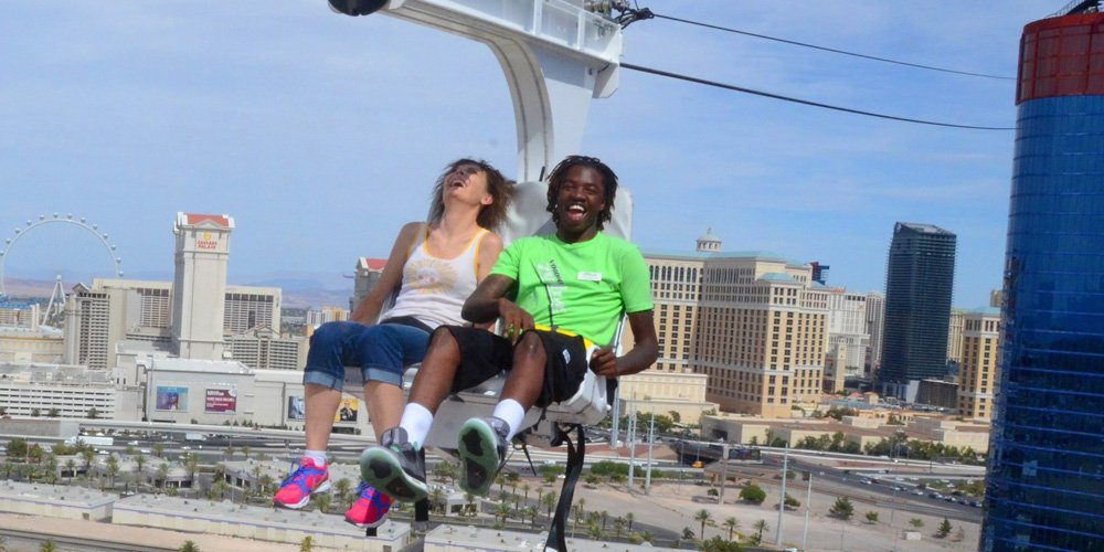 Voodoo Zip Line Things To Do In Las Vegas For Couples