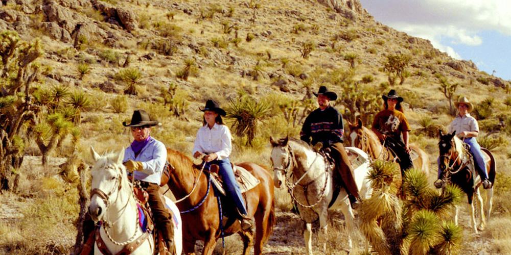 Wild West Horseback Adventure