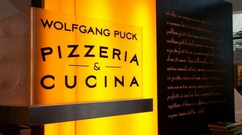 Wolfgang Puck Pizzeria and Cucina