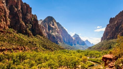 VIP Zion National Park Tour