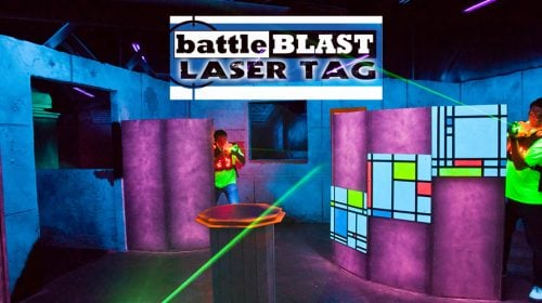 Las Vegas Laser Tag without Transportation