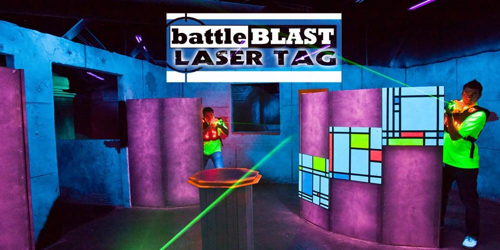 battleBLAST Laser Tag