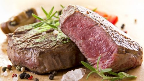 BLT Steak @ Bally's