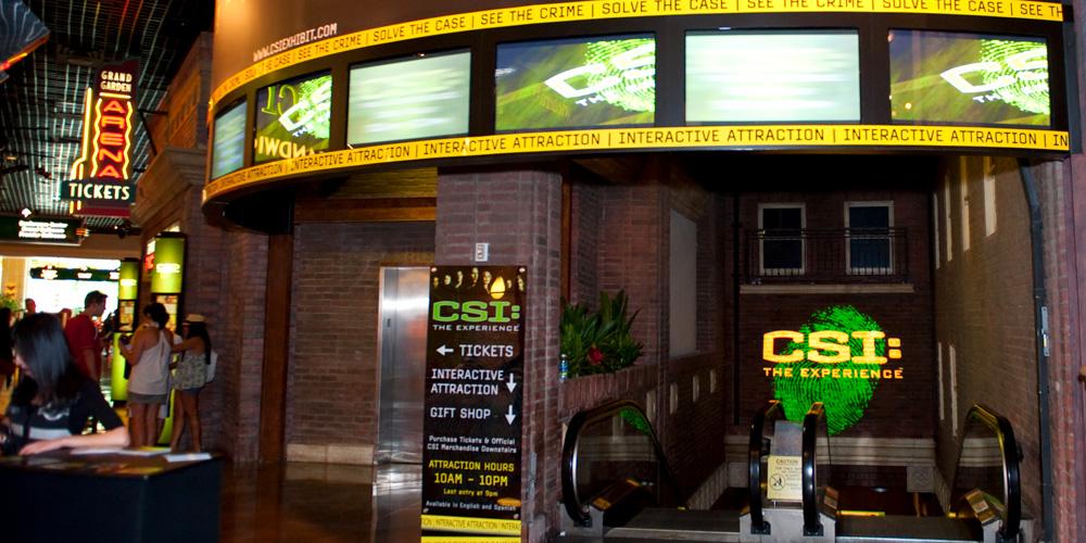 Green door las vegas experience