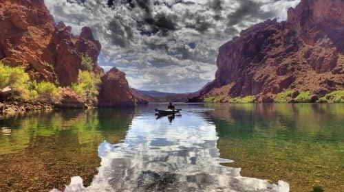 Kayak Lake Mead