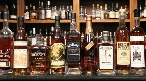 Bourbons of Lore – The Whisky Attic
