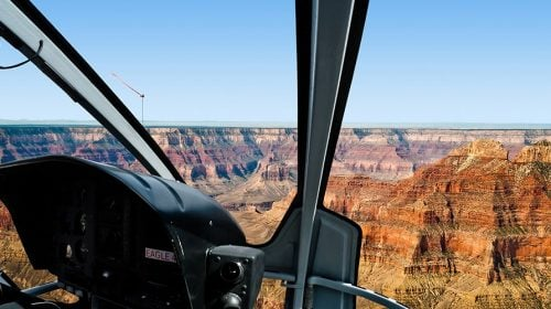 Visit Las Vegas & Schedule a Grand Canyon Helicopter Tour