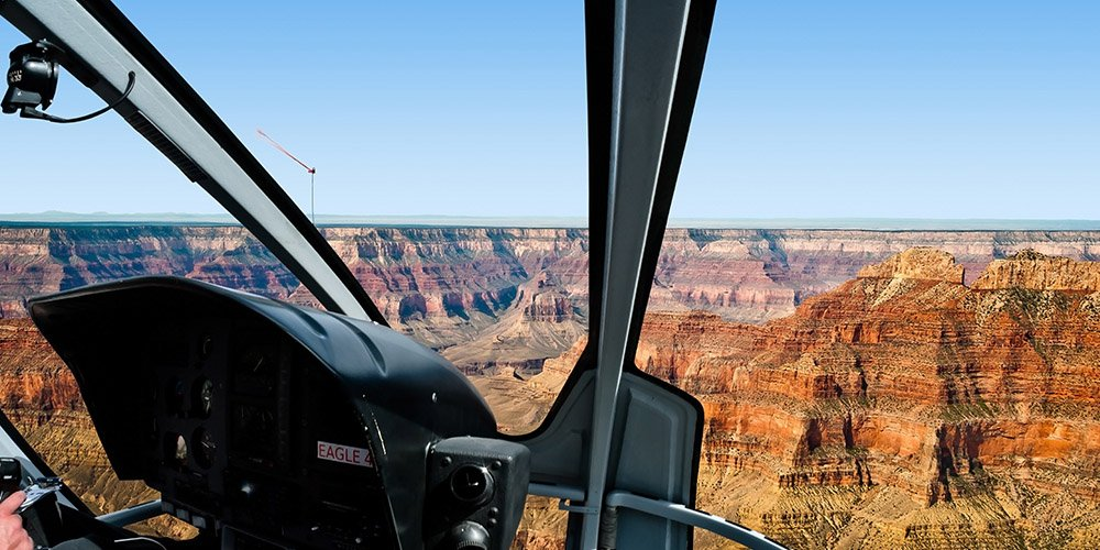 Experience Some Exhilarating Grand Canyon Helicopter Tours