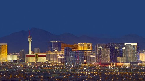 VIP Las Vegas Strip and Hoover Dam Helicopter Night Flight