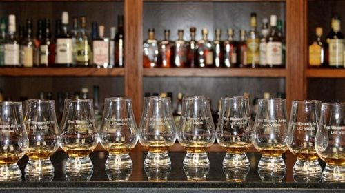 Whisky Tasting Is a Thing to Do in Las Vegas