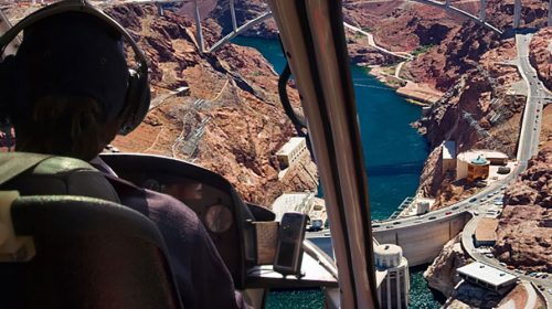 Grand Canyon Helicopter Flight & Black Canyon River Rafting